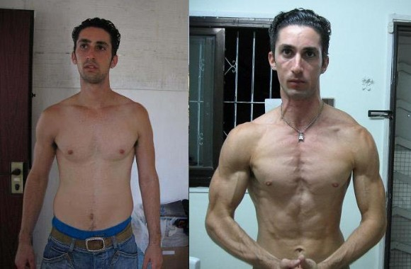 לפני ואחרי חיטוב, הדיאטה, הרזיה